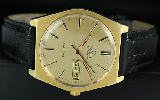 omega geneve automatic 1972