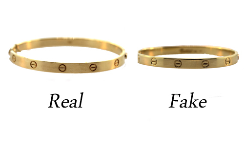 cartier love bracelet replica